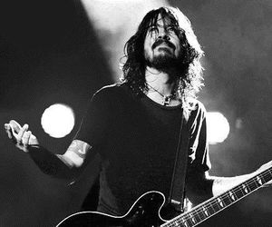 dave grohl, legend, and foo fighters image