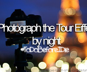 before i die, photo, and photograph image