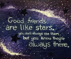 friendship, invisible, and quotes image