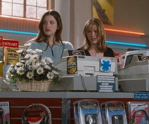 Empire records, liv tyler, and Renee Zellweger image