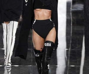 runway and fenty x puma image