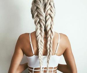 amazing, beautiful, and braid image