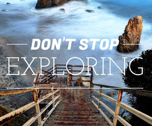 explore, adventure, and travel image