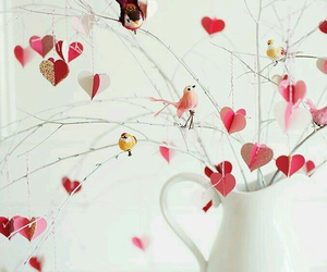 decoration and hearts image