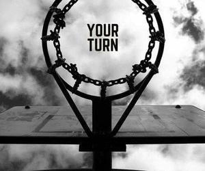 Basketball, life, and turn image