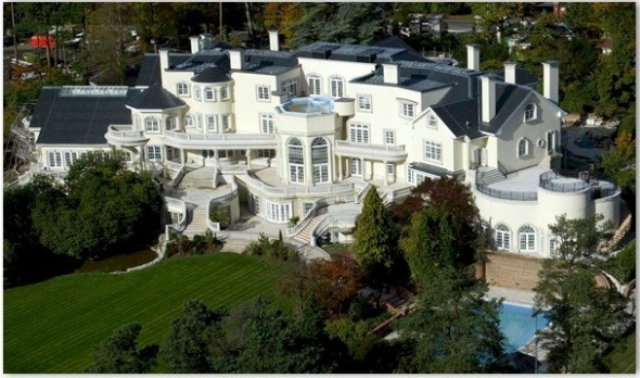 the biggest house flip ever 85 mil to 200 in five years