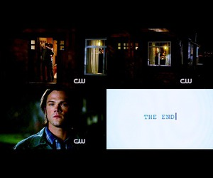 supernatural and the end image