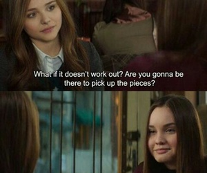 if i stay, movie, and friendship image