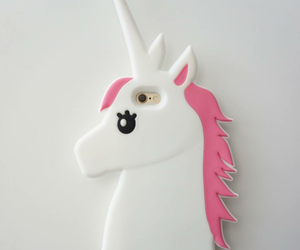 unicorn, iphone, and cute image