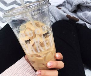 coffee, drink, and tumblr image