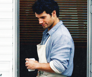 clark kent, handsome, and Henry Cavill image