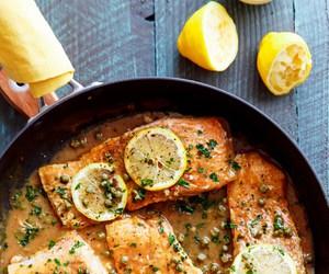 food, fish, and yummy image