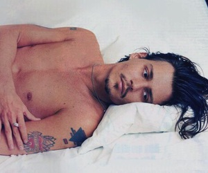 aesthetic and johnny depp image