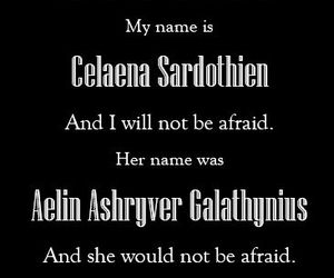books, throne of glass, and celaena sardothien image