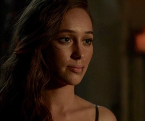 the 100, alycia debnam carey, and commander lexa image