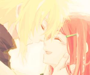 anime, naruto, and minato image