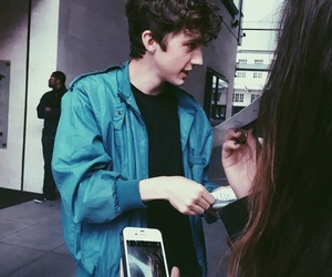 troye sivan, troye, and fans image