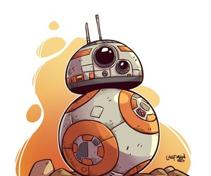 star wars, bb-8, and droid image