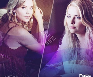 pll, pretty little liars, and ashley benson image