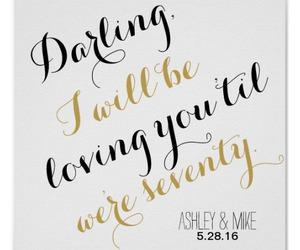 Lyrics, quote, and Valentine's Day image