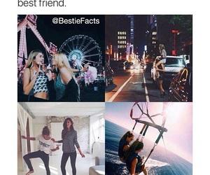 best friends, goals, and friends image
