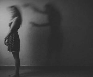 crazy, paranoia, and schizophrenia image