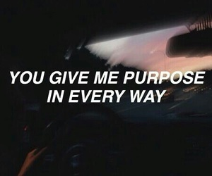 purpose, justin bieber, and quotes image