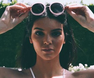 sunglasses and kendall jenner image
