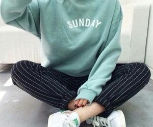 Sunday and style image