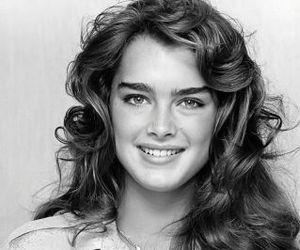 brooke shields, eyebrows, and brows image