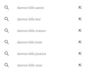funny, kill, and killer image
