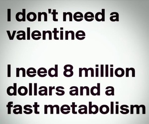 quotes, valentine, and funny image
