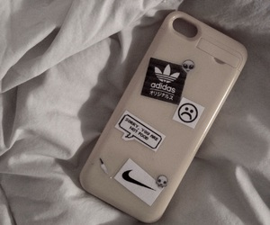 iphone, adidas, and aesthetic image