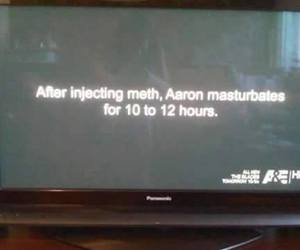 drugs, junkie, and meth image