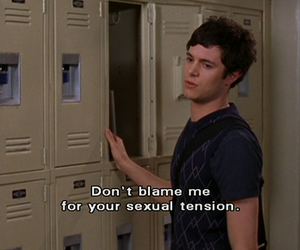 quotes, the oc, and funny image