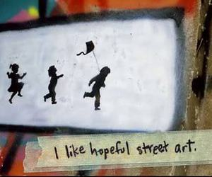 art, quote, and street art image