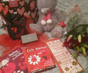 gifts, valentines day, and love image