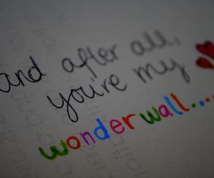 wonderwall image