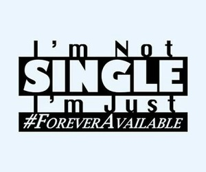 single, Valentine's Day, and forever available image