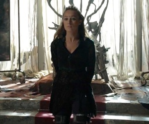 the 100, alycia debnam carey, and clexa image