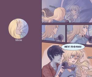 1, cartoon, and vampire image