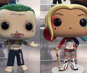 30 seconds to mars, harley quinn, and suicide squad image