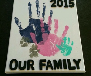family and diy image