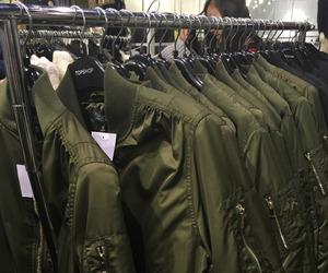 fashion, tumblr, and bomber jacket image