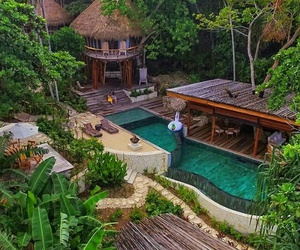travel, indonesia, and luxury image