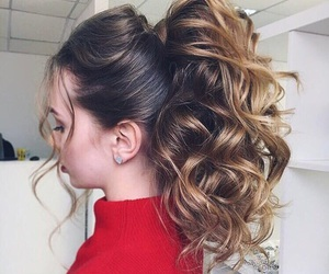hairstyle, clothing, and fashion image