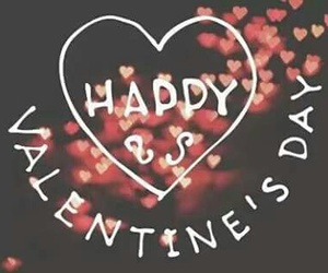 love, valentine, and happy valentines day image