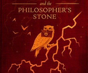 books, harry potter, and Philo image