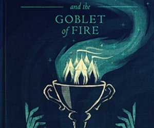 books, goblet of fire, and harry potter image