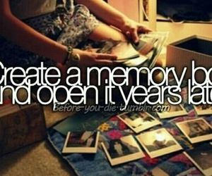 goal, life, and memories image